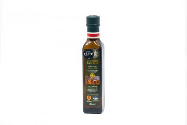 ELEONES ZAKROS Extra natives Olivenöl aus Kreta 250 ml