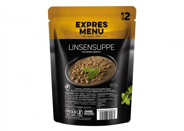 Linsensuppe