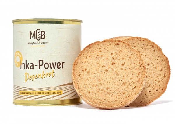 MGB Inka-Power-Brot Dose