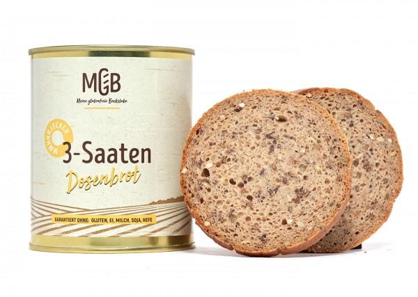 MGB 3-Saaten-Brot Dose