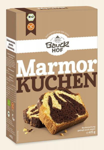 Bauckhof Backmischung Marmorkuchen