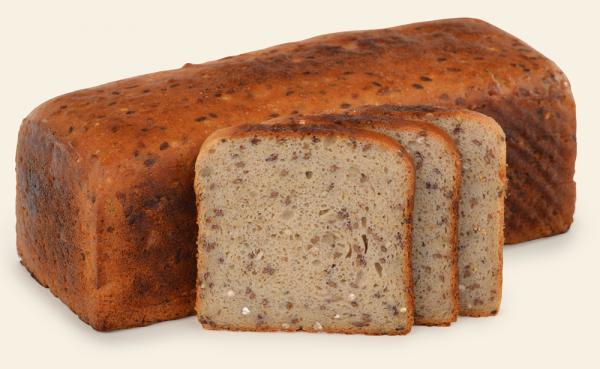 3-Saaten-Brot - glutenfrei