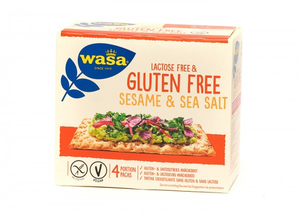 Wasa Knäckebrot sesame & sea salt