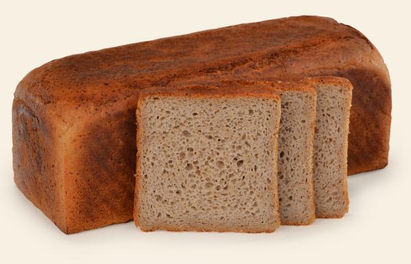 Buchweizenbrot - glutenfrei