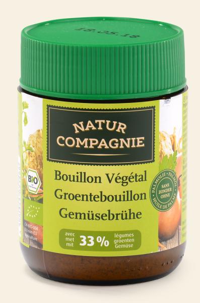 Natur Compagnie Gemüsebrühe